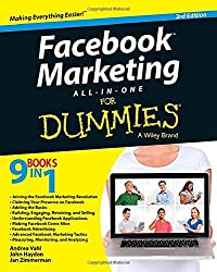 By Andrea Vahl Facebook Marketing All-in-One For Dummies (3rd Third Edition) [Paperback]