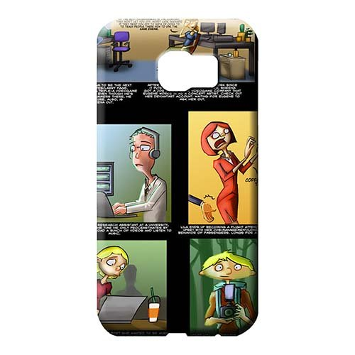 (Covers Hey Arnold Durable Protective Beautiful Cases Mobile Phone Carrying Cases Samsung Galaxy S7 Edge)