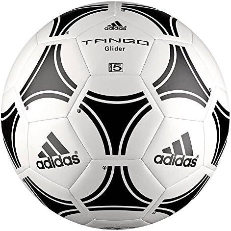adidas Tango Glider Balón de entrenamiento de fútbol balón, White ...