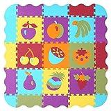 Floor Play Baby Foam Mat Interlocking Puzzle Playmat for Toddler Kids Children Tapetes para Bebes Tiles Large no Toxic Play mat 006B
