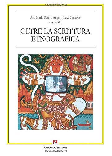 Oltre la scrittura etnografica (Italian Edition) pdf epub