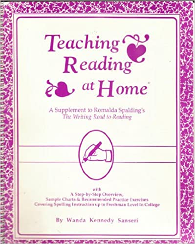 Teaching Reading at Home and School: A Step by Step Guide to ...