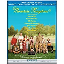 Moonrise Kingdom (Blu-ray + DVD + Digital Copy + UltraViolet) by Focus Features