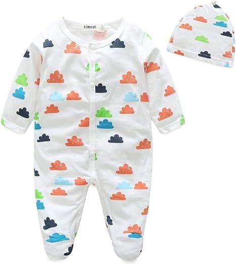 Pijamas De Bebé Orgánicos Suaves Y Cómodos del Bebé De Algodón Orgánico,S: Amazon.es: Deportes y aire libre