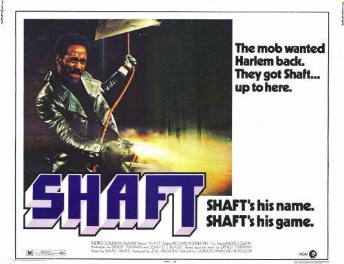 Barb POSTER Movie (1971) Style A 11 x 14 Inches - 28cm x 36cm (Richard Roundtree)(Moses Gunn)(Charles Cioffi)(Christopher St. John)(Gwen Mitchell)(Lawrence Pressman)(Champion Arnold)