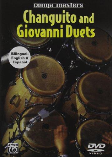 Giovanni Conga - Conga Masters: Changuito and Giovanni Duets