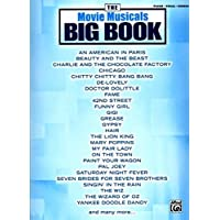 The Movie Musicals Big Book Piano/Vocal/Chords