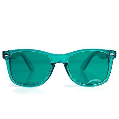 GloFX Des lunettes relaxantes pour les femmes Taille unique Aqua zt04SkrO48