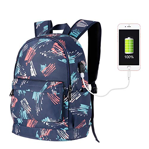 a8a4ff90665e Jual Unisex Anti-Theft Travel Backpack