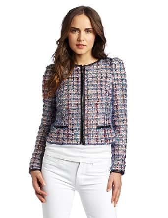 Stella & Jamie Women's Harare Jacket, Tweed, X-Small