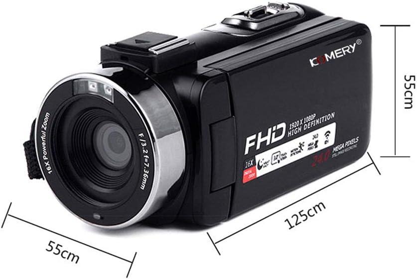 Cámara-1080P Full HD / / Cámara Portátil, 16X Zoom Digital / 3,0 ...