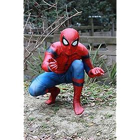 - 51r0WcRR3iL - Pizone Unisex Lycra Unitard Zentai Halloween Costumes Bodysuit Adult/Kids