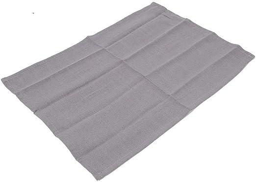 Mootea Servilletas de Lino de Mesa, servilletas de algodón para la ...