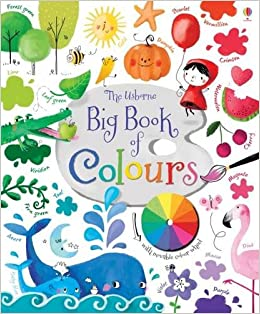 Big Book of Colours (Big Books): NA: 9781409582472: Amazon.com: Books