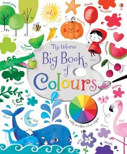 Image result for usborne big book of colours