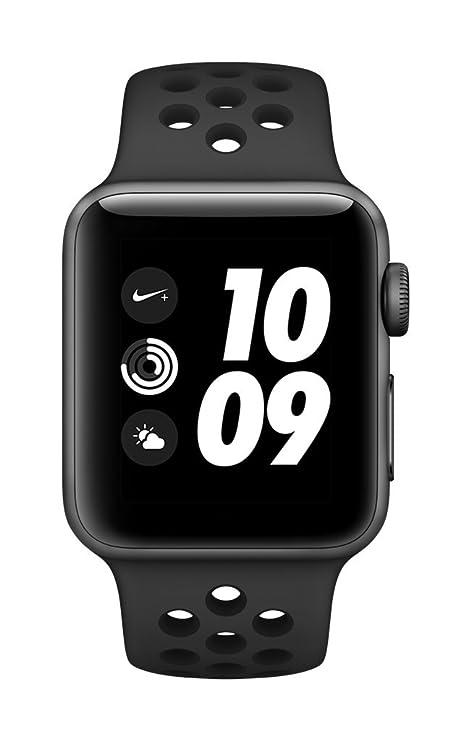best website 1c28e 0f1c2 Apple Watch Nike+ Series 3 (GPS, 38mm) - Space Grey Aluminium Case with