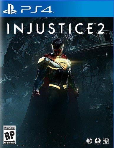 WB Games 1000618439 Injustice 2 PlayStation