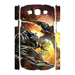 C-EUR Transformers Customized Hard 3D Case For Samsung Galaxy S3 I9300 by lolosakes