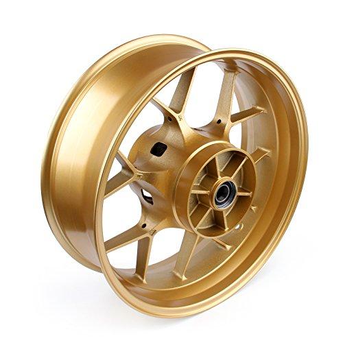 Artudatech Rear Wheel Rim For Honda CBR1000RR CBR 1000RR 2008-2014 Gold by Artudatech (Image #3)