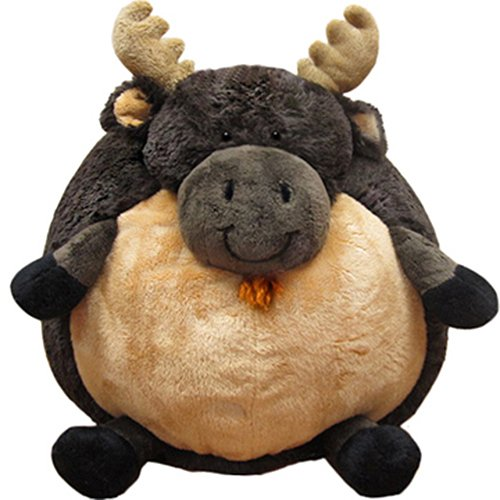 15 FBA/_746542 Squishable Moose Plush