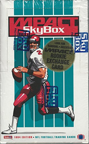 1994 Skybox Impact NFL Football Cards ()