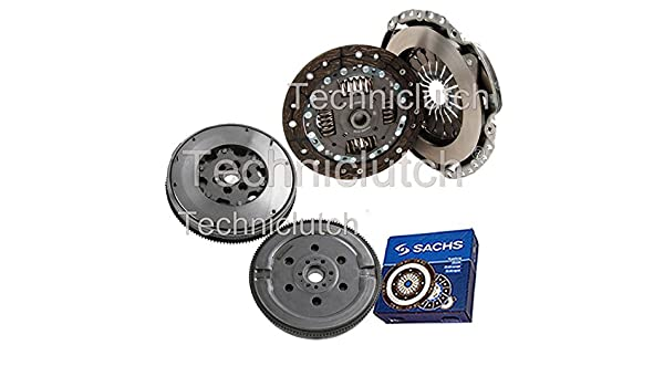 ecoclutch 2 parte Kit de embrague y Sachs DMF 7426816620295: Amazon.es: Coche y moto
