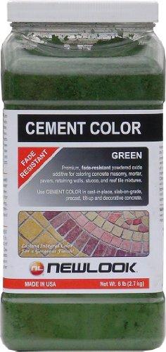 CEMENT COLOR 6 lb. Green Fade Resistant Cement Color