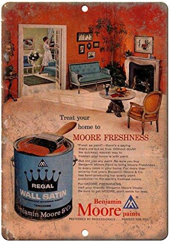 Benjamin Moore Paints Regal Vintage Ad 12