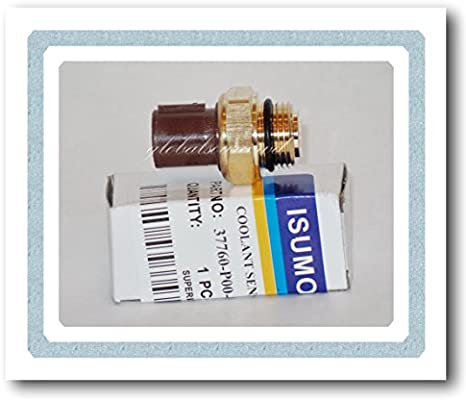 Amazon com: 37760-P00-003 Engine Coolant Fan Temperature