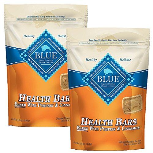 (Blue Buffalo BLUE Health Bars Crunchy Dog Treats )