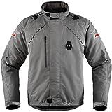 ICON - RAIDEN Raiden DKR Monochromatic Jacket Grey - Best Reviews Guide