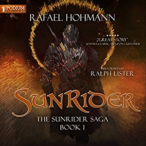 SunRider Audiobook