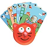 Chat porte carte Djeco