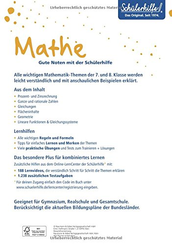 Großartig 8Klasse Mathe Arbeitsblatt Online Ideen - Arbeitsblatt ...