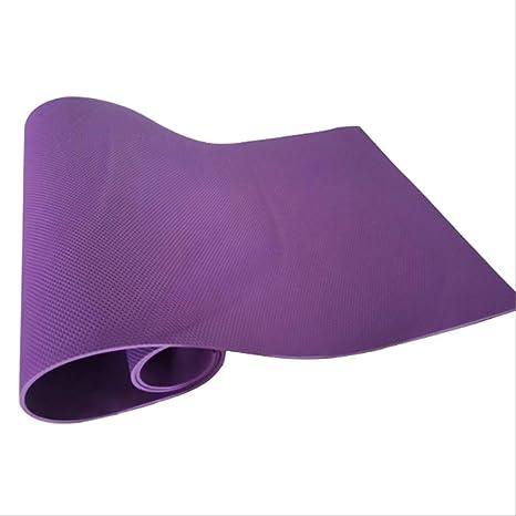 Amazon.com : EPTI Yoga Mat 183 61 cm 4 Mm Yoga Mat Non-Slip ...