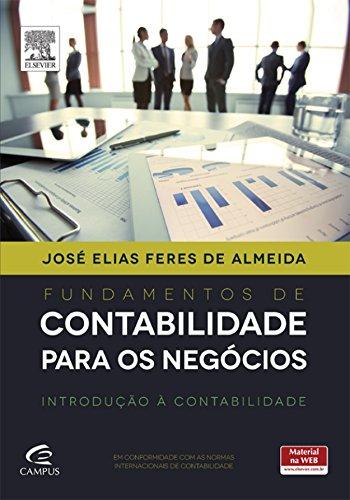 Fundamentos contabilidade para negócios Introdução ebook