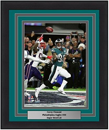 4b6f60327f7 Amazon.com: Eagles Super Bowl 52 Corey Clement 8