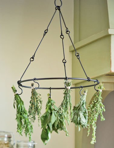 Gardeners Supply Company Herb Drying