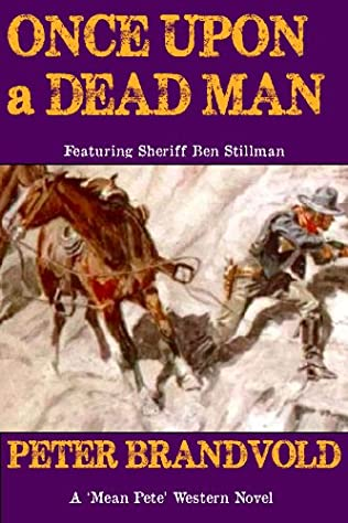 book cover of Once Upon a Dead Man