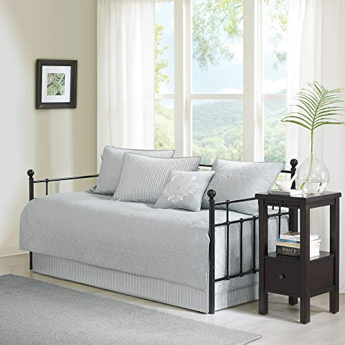 Madison Park Quebec 6 Piezas Daybed Set Gris sofá Cam