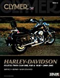 Harley-Davidson Fls/Fxs Twin Cam 888 and 103b, 2000-2005, Clymer Publications Staff and Penton Staff, 0892879629