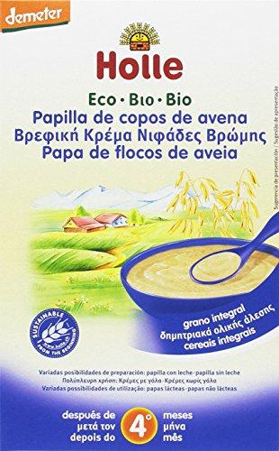 Holle Papilla de Maíz con Tapioca (+4 meses) SIN GLUTEN - Paquete de 6 x 250 gr - Total: 1500 gr: Amazon.es: Alimentación y bebidas