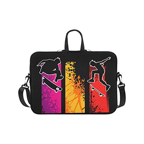 Laptop Computer Sleeves 17 Inch Cool and Extreme Sports Laptop Sleeve Notebook Computer Pocket Case
