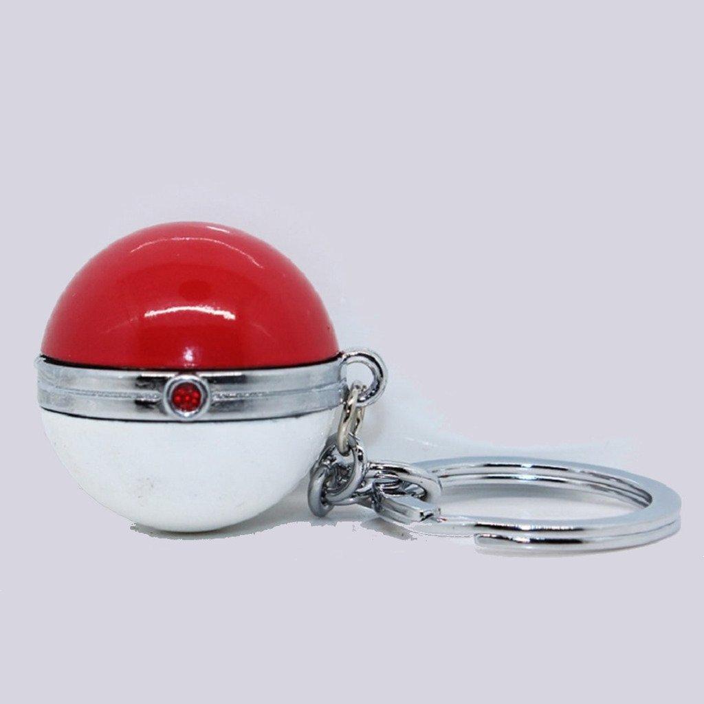 Pokemon - Llavero, diseño de Pokeball: Amazon.es: Juguetes y ...
