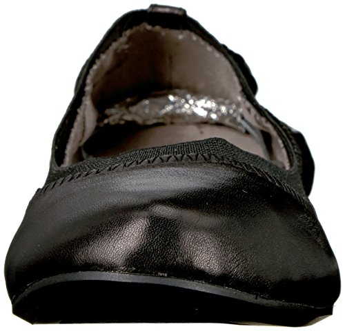 Aerosoles Women's Fable Ballet Flat Black Leather sIFmCAB2