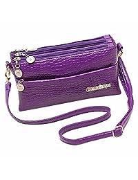 Bessky® Women Crocodile Shoulder Bag Handbag Fashion Messenger Bag Phone's Bag