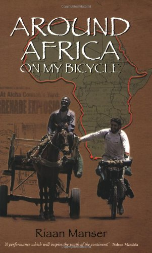 Download Around Africa on my Bicycle ebook