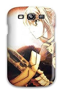 Audrill Slim Fit Tpu Protector GCGQIru802cWquN Shock Absorbent Bumper Case For Galaxy S3