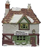 Department 56 Shops of Dickens Village - Abel Beesley Butcher