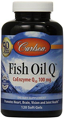 Carlson Labs Fish 100mg Softgels